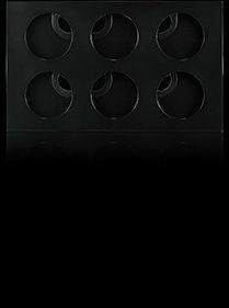 MAC Cosmetics: Pro Palette Large Pan x 6