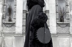 Going for Baroque | Wearable Architectural Details by Konstantin Kofta