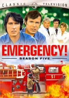 Before there was ER, there was EMERGENCY!, an action-packed medical drama focused on the life-saving adventures of a Los Angeles paramedics squad. The program primarily followed two charming EMS worke