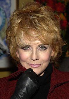 Ann-Margaret.  Still a beauty.  Still has those sexy eyes at 72.
