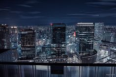 Osaka Night - East side