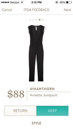 Like the jumpsuit. Always a guess  if it fits with torso length...