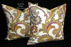Throw Pillows Decorative Pillows Accent Pillows Pillow by berly731