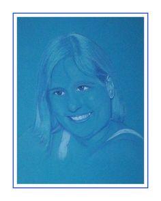 Portrait_002 Azaria Fine Art, Female, Portrait, Headshot Photography, Visual Arts, Portraits, Fine Art Paintings