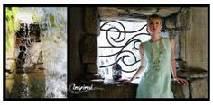 Tinker Bell inspired photo session by Keep Moving Forward Studios and Inspired by Disney.