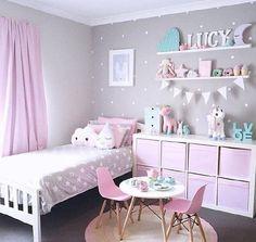 每个女孩都想拥有一个这样的房间,舒适温暖又清新!