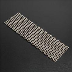 x Pure Titanium Mesh Filter Screen For Electrolysis Sierra Leone, Montenegro, Madagascar, Seychelles, Belize, Uganda, Sri Lanka, Nepal, Cook Islands