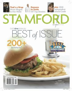 Best of Issue  • Stamford Magazine  •  photo by Hulya Kolabas  •  art direction & layout by Garvin Burke