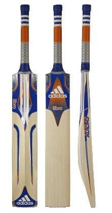 ADIDAS LIBRO CX EW BAT The Adidas Libro is designed for the perfect strokemakers High middle/swell with a high spine Balanced pick up Designed for the player that likes a light feel and pick up. Asymetric 3 stripes design  Check out our bats here: https://yashisportscanada.com/collections/cricket-bats/products/adidas-libro-cx-ew-bat