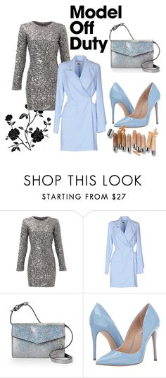 """""""Shein"""" by fazila-2 ❤ liked on Polyvore featuring Slate & Willow, MM6 Maison Margiela, Street Level, Steve Madden and Olsen"""