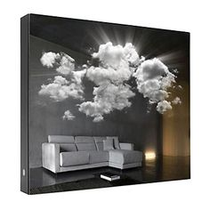 Lucid Mirror This design combines three functions: a mirror, an ambient light source, and a work of art. $880.00