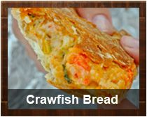 There is no need wait for Jazz Fest....Now you can have Crawfish Bread year round! Crawfish Bread | Crawfish.com