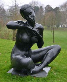 marie paule deville chabrolle | Sculptures pleines de beauté de Marie-Paule Deville-Chabrolle -