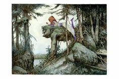 Fossil by ~bridge-troll    Larry MacDougall