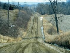 Haunted Hills of the Seven Sisters (7 Sisters Road) - Otoe County Nebraska