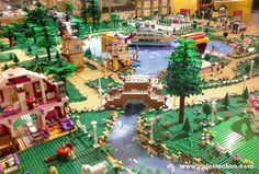 Bangsar Village Lego Friends Display