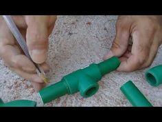 Como hacer 2 esqueletos diferentes para regaderas (CON TUBOPLUS)... - YouTube