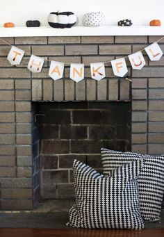 The Alison Show: Fall Decor Crafts