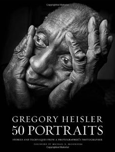 Gregory Heisler: 50 Portraits: Stories and Techniques from a Photographer's Photographer by Gregory Heisler http://www.amazon.com/dp/0823085651/ref=cm_sw_r_pi_dp_zqFtwb148X6GW