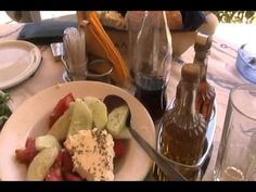 "Enjoy a greek salad ""avythos beach kefalonia"" (+playlist)"
