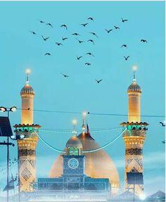 Karbala Hussain a. Karbala Iraq, Imam Hussain Karbala, Hazrat Ali, Imam Ali, Islamic Images, Islamic Pictures, Muharram Wallpaper, Imam Hussain Poetry, Imam Hussain Wallpapers