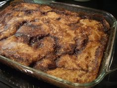 Chocolate Cobbler- oh my!