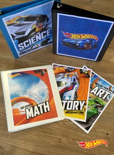 Boost your kid's classroom cool with these free printable Hot Wheels binder inserts. Hot Wheels Birthday, Hot Wheels Party, Hot Wheels Bedroom, Toddler Activities, Educational Activities, Back To School, Girls School, Stylish Kids, Kid Bedrooms