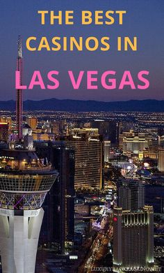 Las Vegas is infamous for its glitz and glamour. What are the best casinos in Las Vegas? In this article we show you our five favourites and why. Usa Travel Guide, Travel Usa, Travel Guides, Travel Tips, Travel Advice, Las Vegas Trip, Las Vegas Nevada, Vegas Vacation, Nevada Usa