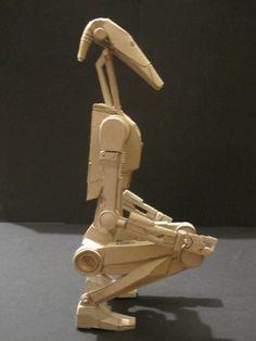 Star Wars Battle Droid by PatrickGavin on DeviantArt