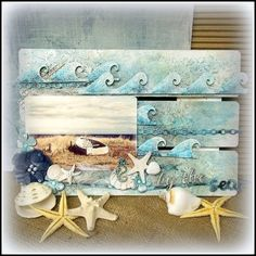 By+the+Sea+Wood+Canvas+(scrap-utopia) - Scrapbook.com