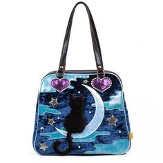 King of the Castle Bag - Misty Night - Collections   Irregular Choice
