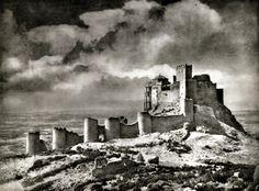 José Ortiz Echague, Castillo de Loarre, c. 1940