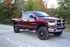 Dodge Ram Diesel Trucks with Stacks   Lifted Cummins Stacks