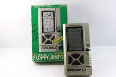 80s Retro Bandai LCD Game Watch Floppy Jump 3 in 1 Boxed MIJ Great Condition_26 Saitama Japan, Handheld Video Games, Japanese Market, Conditioner, Game & Watch, Made In Japan, Vintage Games, Tabletop Games, Hold On