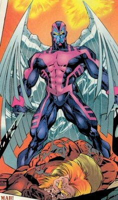 archangel (warren kenneth worthington III)