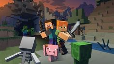 Minecraft hits Nintendo's Wii U on Dec. Nintendo announced this morning. Minecraft: Wii U Edition includes a number of add-on packs and will be available on the Nintendo eShop in North America. Nintendo 3ds, Nintendo Store, Nintendo Switch, Nintendo Console, Nintendo Eshop, Minecraft Hack, Minecraft Cheats, Minecraft Logo, Minecraft Gameplay
