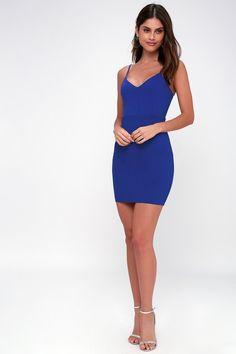 0bee9efffa02 7 Best blue bodycon dress images | Elegant dresses, Blue dresses ...