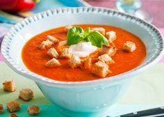Recept på tomatsoppa