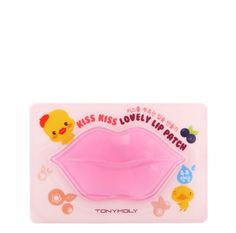 [TONYMOLY] Kiss Kiss Lovely Lip Patch (3PCS)