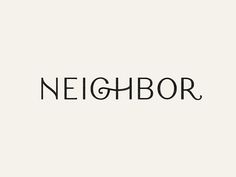 Neighbor || by Andrew Littmann