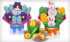 Groupon - Cookie Bouquets from Corso's Cookies (Up to 63% Off). Two Options Available. in Online Deal. Groupon deal price: $15.00