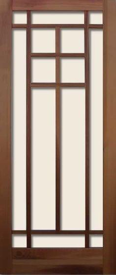 Attirant Coppa Woodworking Wood Screen Doors And Wood Storm Doors