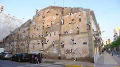 The Enlightened Vandalism (Vila-real, Spain)