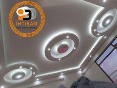 Drawing Room Ceiling Design, Pop False Ceiling Design, House Ceiling Design, Ceiling Design Living Room, Drywall, Lighting Design, Superman Wallpaper, Wall Lights, Room Decor