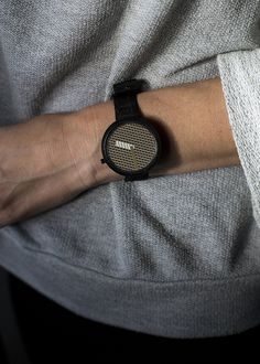 Hatch Watch for women by Catherine Stolarski Design