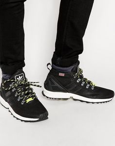 Adidas Originals ZX Flux Winter Trainers