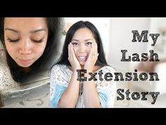My Lash Extensions Experience