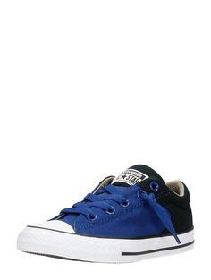 Converse Chuck Taylor All Star sneakers - blauw/zwart voor jongens