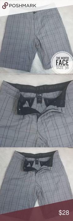 12b2bc9047e16e Mens size 36 The North Face Gray Plaid Shorts Size Mens 36 Brand The North  Face Gray plaid shorts. The North Face Shorts Athletic