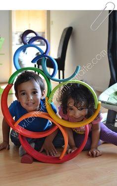 Rainbow Activities, Teaching Activities, Infant Activities, Grimm's Toys, Grimms Rainbow, Block Area, Wooden Rainbow, Construction Area, Classroom Inspiration